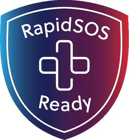 RapidSOS Ready badge